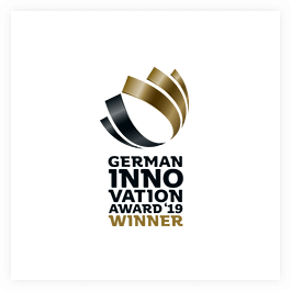 German Innovation Award Winner 2019
